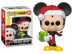 Pop! Disney: Mickey's 90th Anniversary - Holiday Mickey