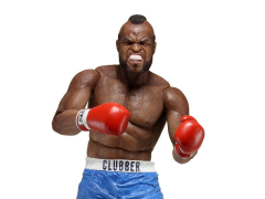 Rocky 40th Anniversary Clubber Lang (Blue Trunks) Figure