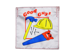 Child's Play 2 Good Guys Doll Construction Bib Accessory