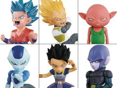 Dragon Ball Super World Collectable Figure Volume 04 - Set of 6