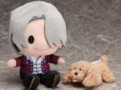 Yuri!!! On Ice Honey Bebe Victor Nikiforov (Costume) Plush