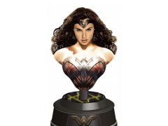 Batman v Superman Light-Up Paperweight Bust - Wonder Woman