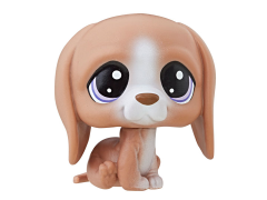 Littlest Pet Shop Single Pets Rover Hounder