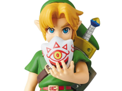The Legend of Zelda Ultra Detail Figure No.313 Link (Majora's Mask 3D)