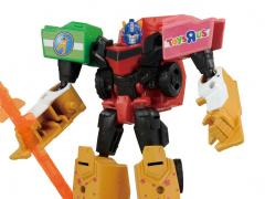 Transformers Adventure Geoffrey Prime Exclusive