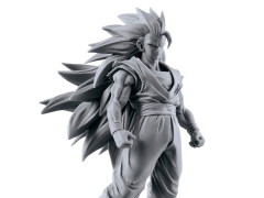 Dragon Ball Scultures Big Museum 6 Volume 5 - Super Saiyan 3 Goku (Unpainted)
