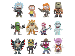 Rick and Morty Mystery Minis Series 2 Random Figure