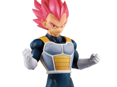 Dragon Ball Super the Movie Chokoku Buyuden Super Saiyan God Vegeta