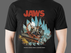 Jaws Chum Bucket T-Shirt
