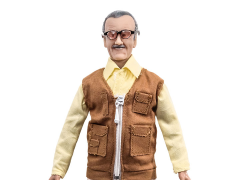 "World's Greatest Heroes Stan Lee (Brown Vest) 8"" Retro Figure"
