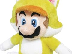 "Super Mario 10"" Mario (Cat) Plush"
