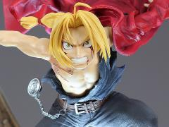 Fullmetal Alchemist Edward Elric (A Fierce Counter-Attack) Limited Edition Statue