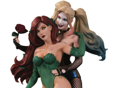 DC Designer Series Harley Quinn & Poison Ivy Limited Edition Statue (Emanuela Lupacchino)