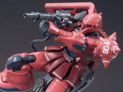 Gundam HG The Origin 1/144 MS-05S Char Aznable's Zaku I Model Kit