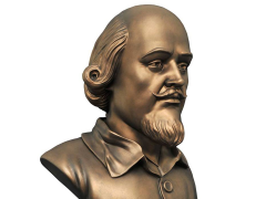 Batman Classic TV Series Shakespeare Head Bust Bank