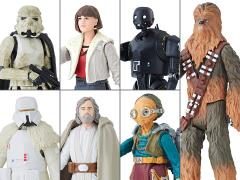 Star Wars Force Link 2.0 Wave 1 Set of 7