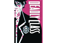 "Deadly Class Book 1 ""Noise Noise Noise"" Deluxe Hardcover"