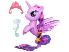 My Little Pony: The Movie Glitter & Style Sea Pony Twilight Sparkle Figure