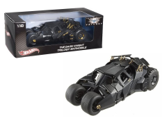 The Dark Knight Trilogy Hot Wheels Heritage 1:18 Scale Batmobile (Tumbler)