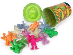 Toxic Crusaders Keshi Surprise Trash Can of 12 Figures