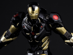 Marvel Now RE:EDIT #06 Iron Man (Black X Gold) Figure