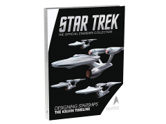 Star Trek Designing Starships Volume Three The Kelvin Timeline