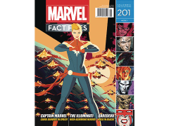 Marvel Fact Files #201