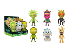 Rick and Morty Galactic Plushies Series 2 Box of 9