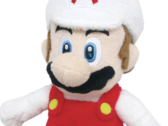 "Super Mario 10"" Fire Mario Plush"