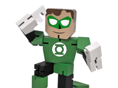 DC Comics Wood Warriors Green Lantern