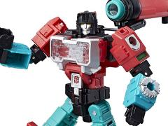 Transformers Titans Return Deluxe Perceptor