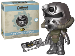 Fallout 5 Star T-51B Power Armor