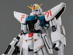 Gundam MG 1/100 F91 Gundam F91 (Ver 2.0) Model Kit