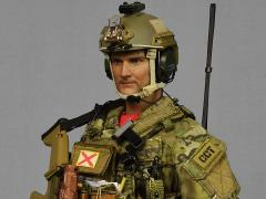1/6 Scale Mark Forester Combat Controller Action Figure
