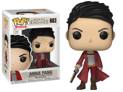 Pop! Movies: Mortal Engines - Anna Fang