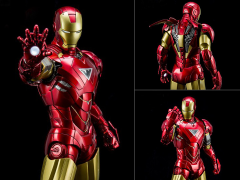 The Avengers 1/9 Scale Iron Man Mark VI Die-Cast Figure