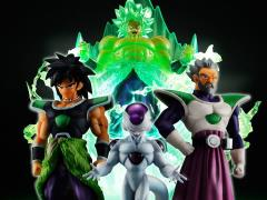 Dragon Ball Super: Broly HG Exclusive Enemy Set