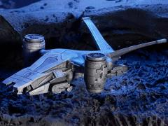 Terminator 2 Cinemachines Die-Cast Collectible - Hunter Killer (Aerial)