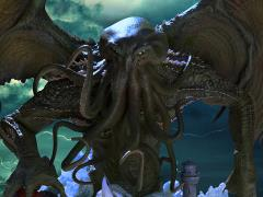 Cthulhu H.P. Lovecraft's Museum of Madness Statue