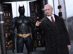 The Dark Knight MMS235 Batman Armory with Alfred Pennyworth 1/6th Scale Collectible Set