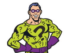 Batman (Classic) FigPin The Riddler