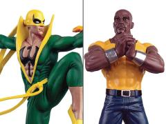 Marvel Fact Files Special Edition #30 - Heroes For Hire Set