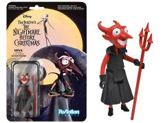 "The Nightmare Before Christmas 3.75"" ReAction Retro Action Figure - Devil"