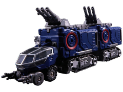 Diaclone Reboot - DA-19 Big Powered GV Land Battle Cruiser