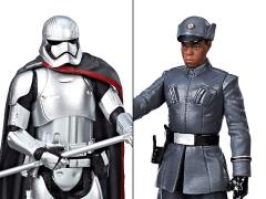 "Star Wars 3.75"" Force Link Finn Vs.Captain Phasma (The Last Jedi) Exclusive"