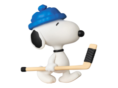Peanuts Ultra Detail Figure No.356 Hockey Player Snoopy