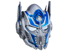 Transformers Optimus Prime 1:1 Scale Wearable Helmet (Voice Changer)
