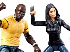 Luke Cage Marvel Legends Luke Cage & Claire Temple Two-Pack