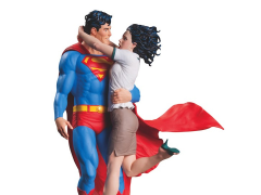 DC Comics Designer Series Statue - Superman & Lois Lane By Gary Frank