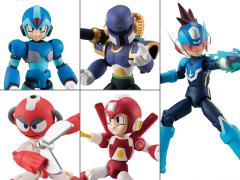 Mega Man 66Action Vol.2 Box of 10 Trading Figures